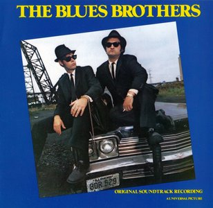 The Blues Brothers - Original Soundtrack Recording (1980) {1995, Reissue}