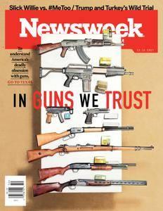 Newsweek USA - December 15, 2017