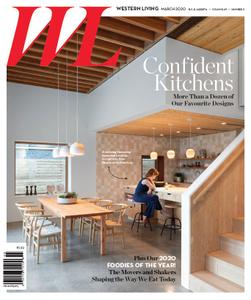 Western Living - March 2020