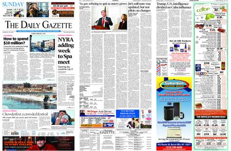The Daily Gazette – February 03, 2019
