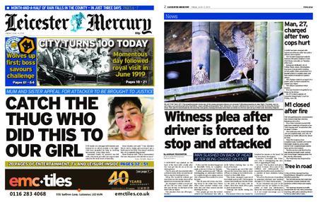 Leicester Mercury – June 14, 2019
