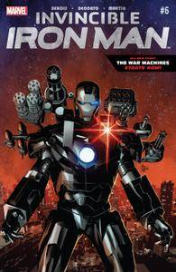 Invincible Iron Man 006 2016 Digital