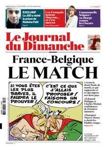 Le Journal du Dimanche - 08 juillet 2018