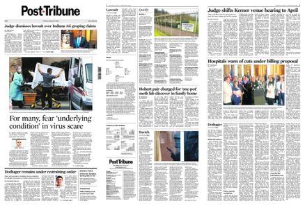 Post-Tribune – March 03, 2020