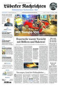 Lübecker Nachrichten Ostholstein Süd - 29. Dezember 2017
