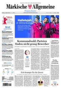 Märkische Allgemeine Prignitz Kurier - 04. Februar 2019