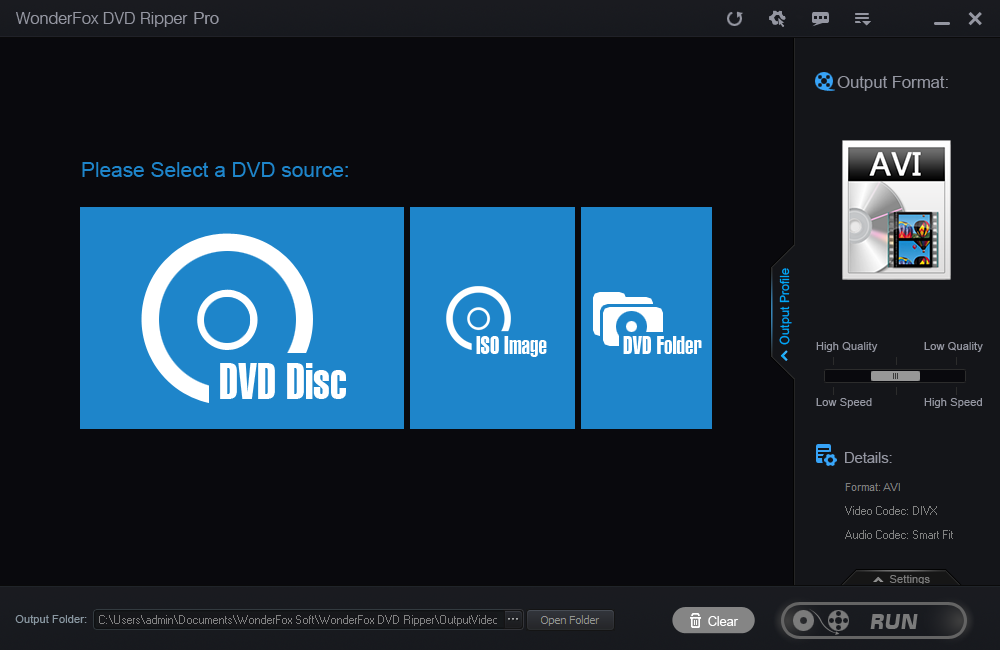 WonderFox DVD Ripper Pro 10.1