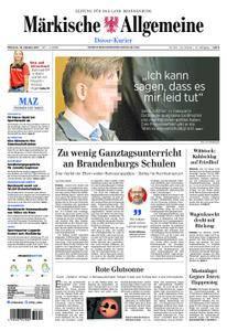 Märkische Allgemeine Dosse Kurier - 18. Oktober 2017