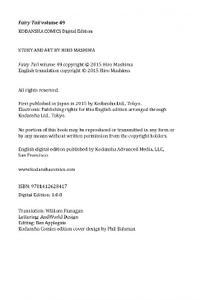 Kodansha-Fairy Tail 49 2021 Hybrid Comic eBook
