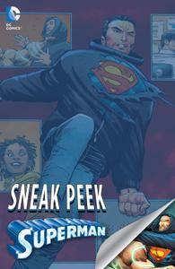 DC Sneak Peek - Superman 2015 Digital