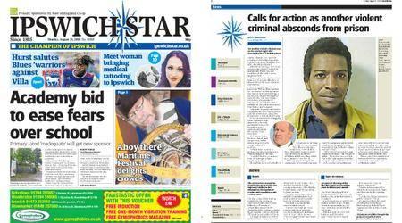 Ipswich Star – August 20, 2018