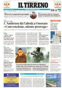Il Tirreno Livorno - 20 Marzo 2019