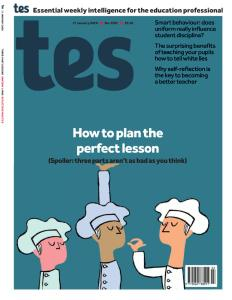 Times Educational Supplement - January 17, 2020