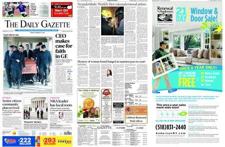 The Daily Gazette – February 27, 2018