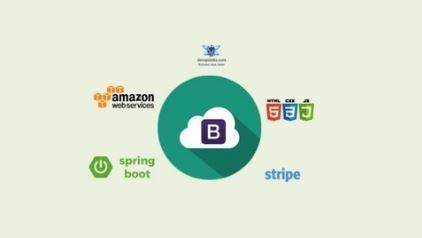 Become a Full Stack Developer with Spring, AWS and Stripe