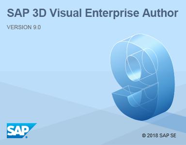 SAP 3D Visual Enterprise Author 9.0.700.13746