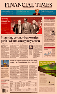 Financial Times UK – 4 March 2020