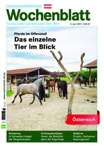 Bayerisches Landwirtschaftliches Wochenblatt Oesterreich - 02. Juni 2021