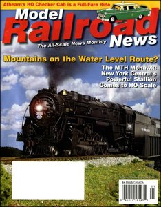 Model Railroad News - January 2009