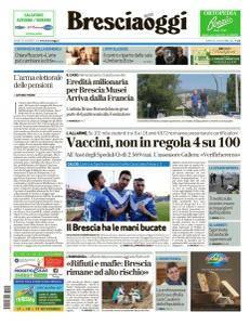 Brescia Oggi - 19 Novembre 2017