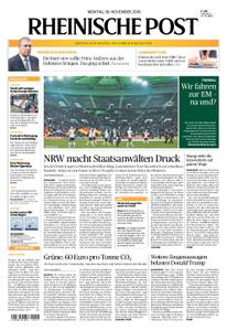 Rheinische Post – 18. November 2019