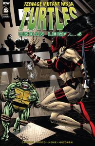 Teenage Mutant Ninja Turtles-Urban Legends 022 2020 Digital BlackManta