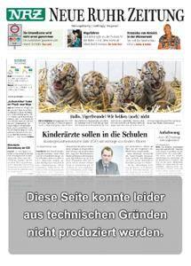 NRZ Neue Ruhr Zeitung Essen-Postausgabe - 25. September 2017
