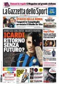 La Gazzetta dello Sport Roma – 21 marzo 2019