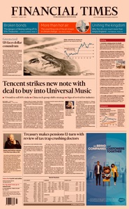 Financial Times UK – 07 August 2019
