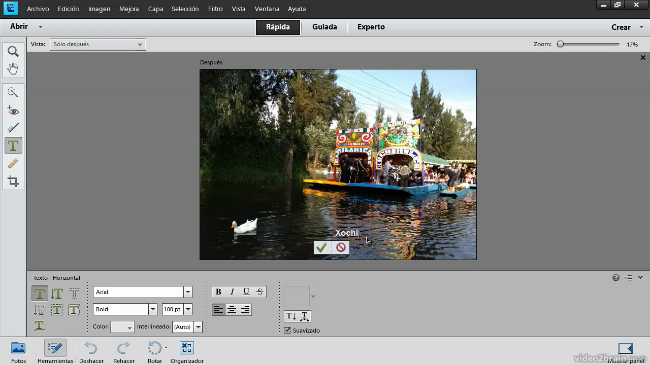Introducción a Adobe Photoshop Elements 11