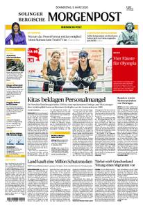 Solinger Morgenpost – 05. März 2020