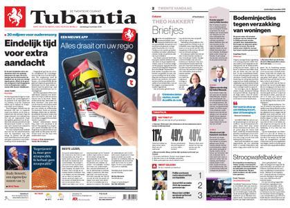 Tubantia - Enschede – 08 november 2018
