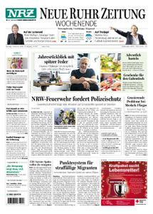 NRZ Neue Ruhr Zeitung Essen-Postausgabe - 01. Dezember 2018