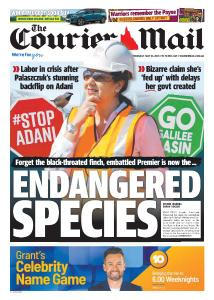 The Courier Mail - May 23, 2019