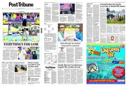 Post-Tribune – August 02, 2018