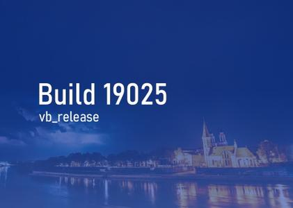 Windows 10 Insider Preview (20H1) Build 19025.1