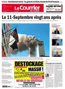 Le Courrier de l'Ouest Cholet – 11 septembre 2021