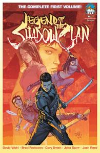 Aspen Comics-Legend Of The Shadow Clan 2014 Hybrid Comic eBook