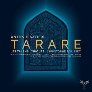 Christophe Rousset, Les Talens Lyriques - Salieri: Tarare (2019)