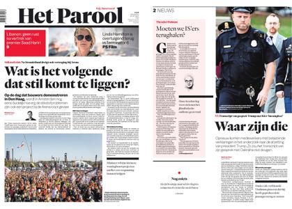 Het Parool – 30 oktober 2019