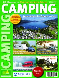Camping Germany – August 2020