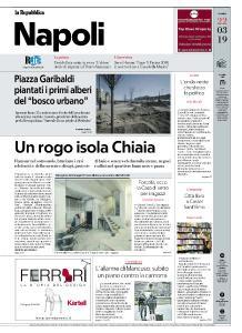 la Repubblica Napoli - 22 Marzo 2019