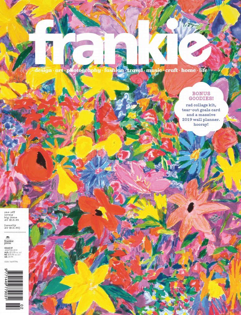 frankie Magazine - January/February 2019