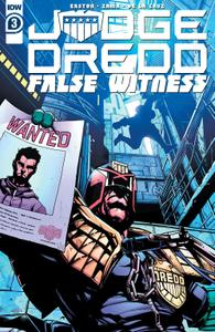 Judge Dredd-False Witness 003 2020 Digital DR & Quinch