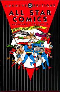 DC Archive Editions - All-Star Comics Archives - Volume 8 2002 DC 210P