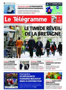 Le Télégramme Auray – 12 mai 2020