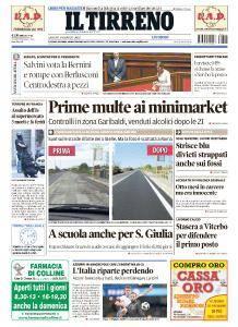 Il Tirreno Livorno - 24 Marzo 2018