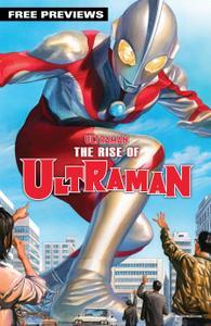 The Rise of Ultraman-Sneak Preview 001 2020 Digital