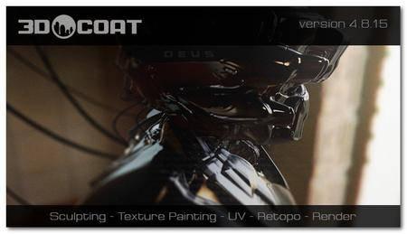 3D-Coat 4.8.15C (x64) Multilingual
