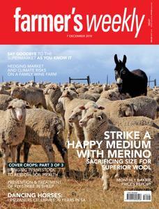 Farmer's Weekly - 07 December 2018